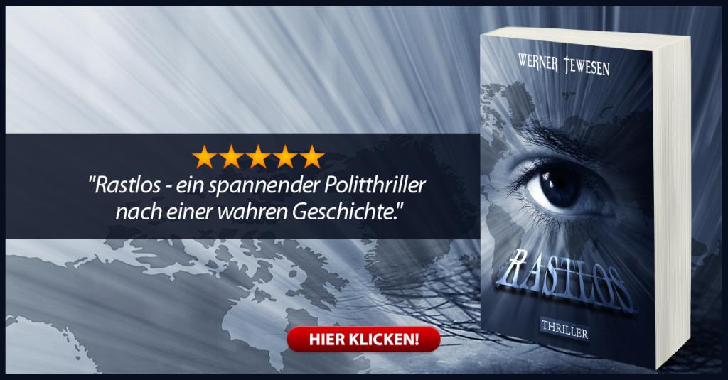 Werner Tewesen - Rastlos