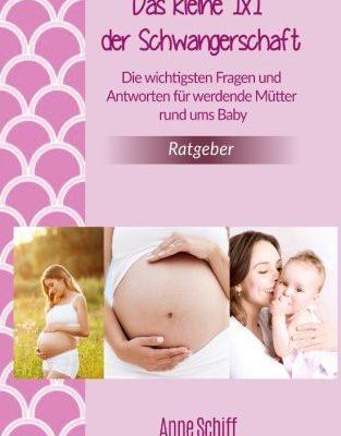 Das kleine 1x1 der Schwangerschaft - Die wichtigsten Fragen und Antworten für werdende Mütter rund ums Baby