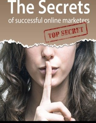 The secrets of successful Online Marketers